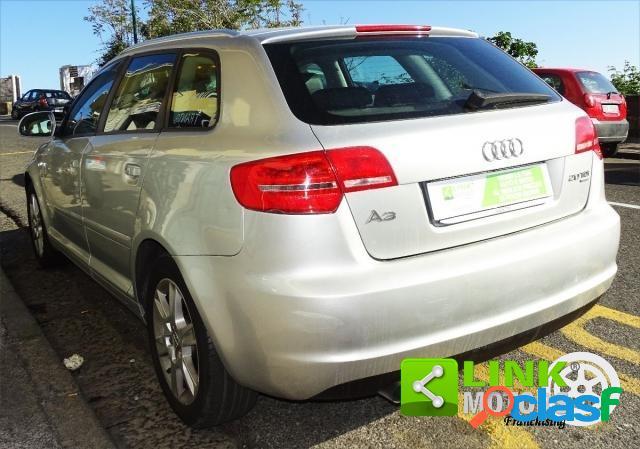 AUDI A3 Sportback diesel in vendita a Napoli (Napoli) 3