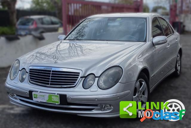 Mercedes classe e diesel in vendita a san cesareo (roma)