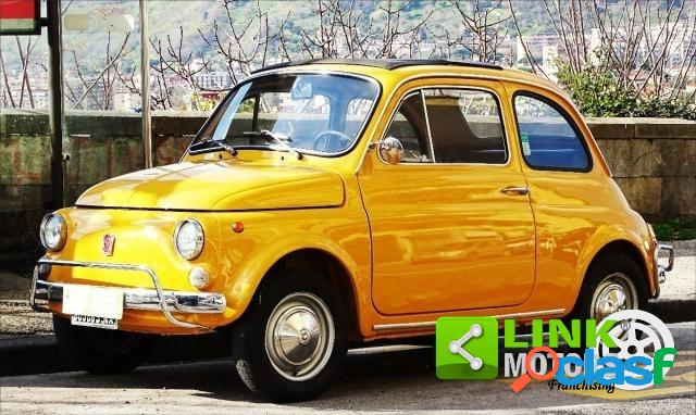 Fiat 500 l benzina in vendita a napoli (napoli)