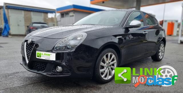 Alfa romeo giulietta diesel in vendita a genova (genova)