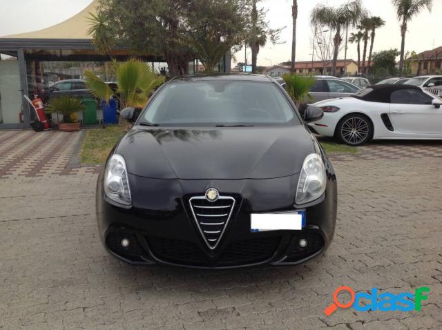 Alfa romeo giulietta diesel in vendita a san gregorio di catania (catania)
