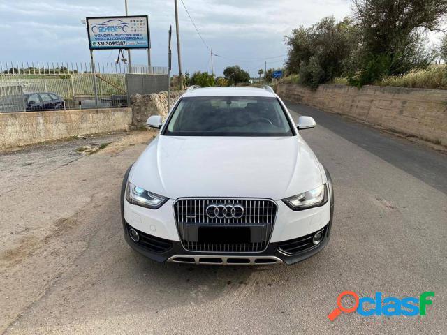 Audi a4 allroad diesel in vendita a ispica (ragusa)