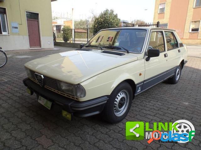 Alfa romeo giulietta benzina in vendita a villasanta (monza-brianza)