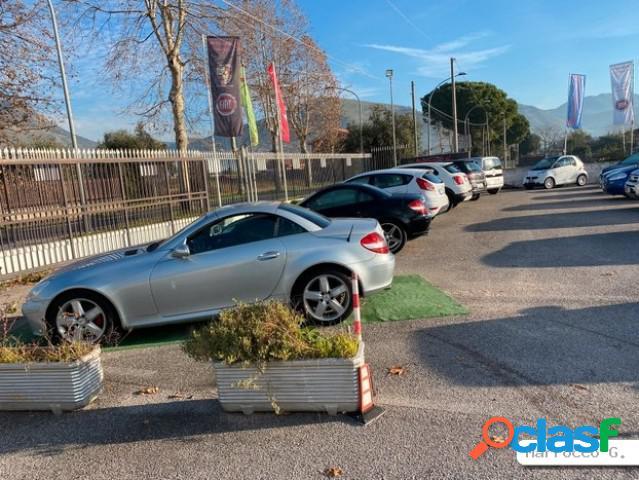 Mercedes classe slk benzina in vendita a fondi (latina)