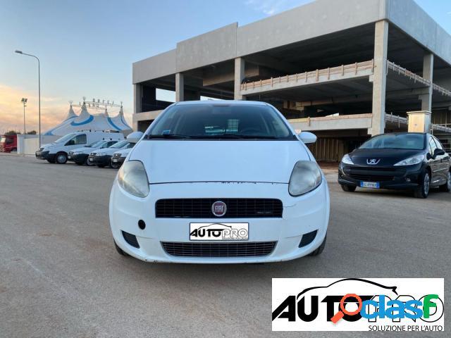 Fiat g.punto 1.3 mjt 75cv actual (acti) 2p.ti 3p diesel in vendita a san michele salentino (brindisi)