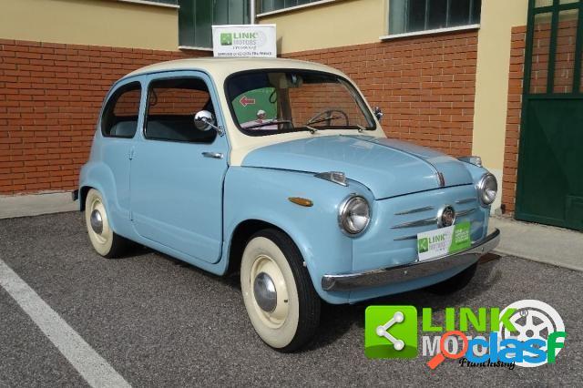 Fiat 600 benzina in vendita a telgate (bergamo)