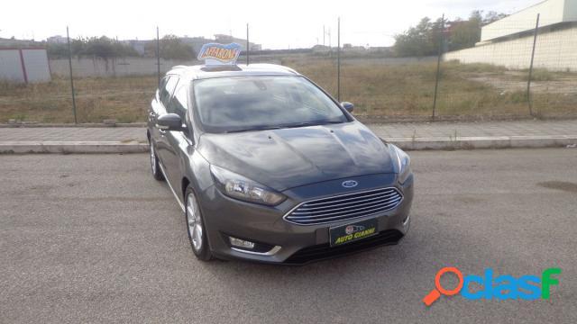 Ford focus station wagon diesel in vendita a barletta (barletta-andria-trani)