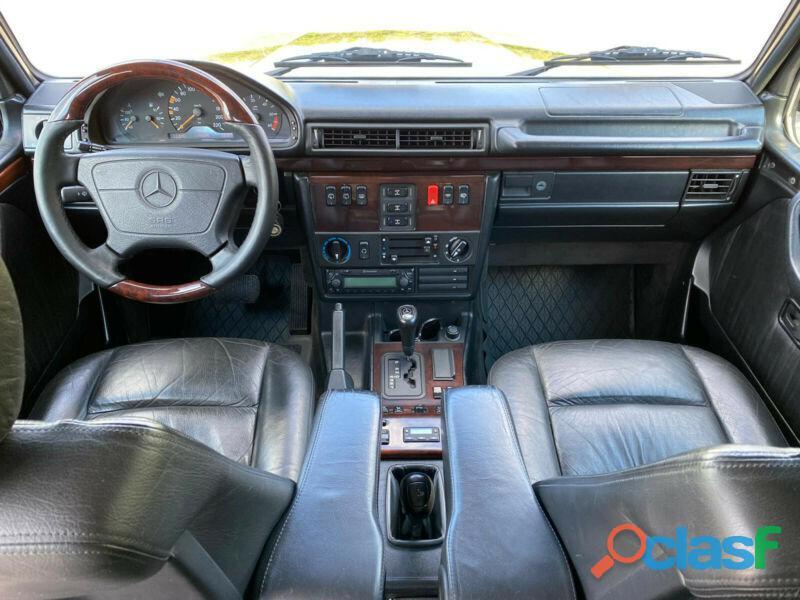 1997 Mercedes Benz G 300 TD 3