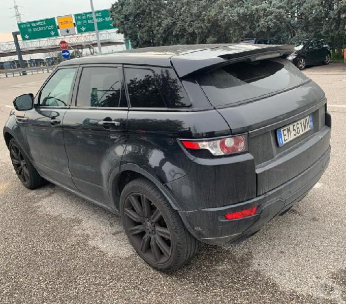 AUTOVETTURA RANGE ROVER EVOQUE Castelnuovo del Garda - Auto usate in vendita
