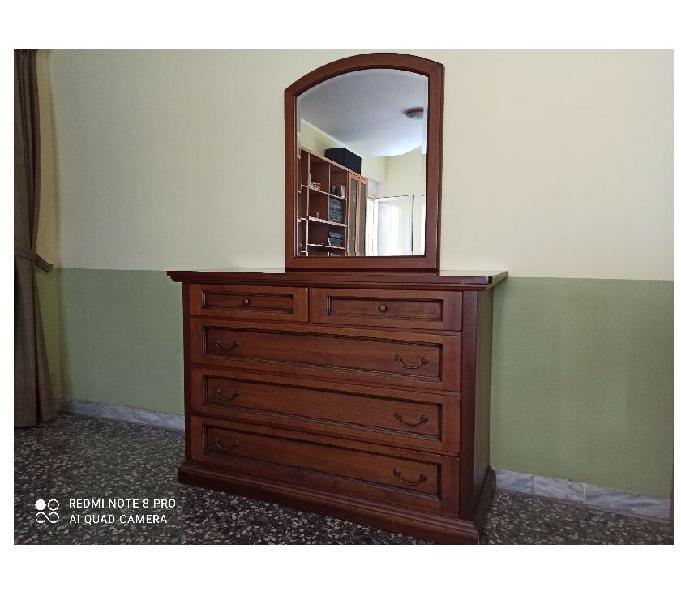 Comò con specchio più elegante vetrinetta in vendita Roma - Vendita mobili usati