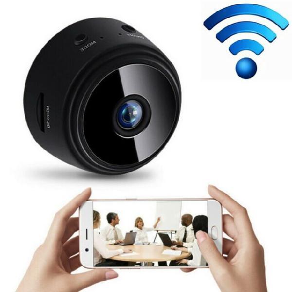 Mini telecamera HD WiFi nascosta da occultamento