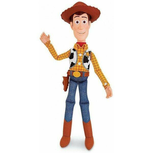 Personaggio woody 37 cm toy story disney