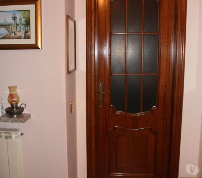 Porte per interni in noce tanganica. Ivrea - Casalinghi - Articoli per casa e giardino