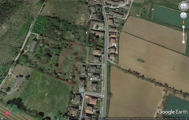 Terreno agricolo di 4400mq in Frazione Castelnovo 322 a