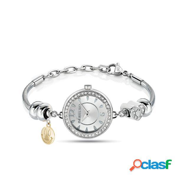 Orologio donna morellato solo tempo, 2h drops r0153122585