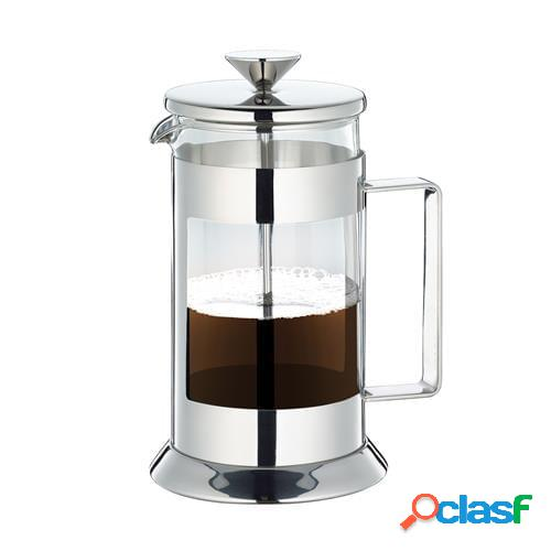 Caffettiera francese laura 8 tazze inox