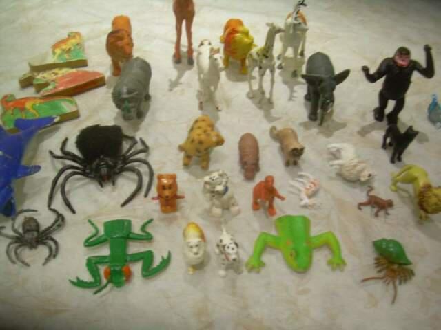 Animali foresta giocattolo gioco bambino set giungla bimbi