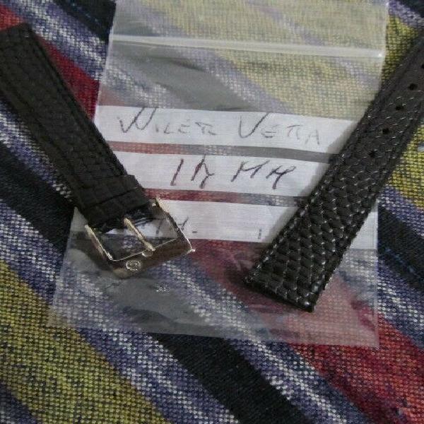 Fibbia wiler vetta acciaio. mm.14 nuova.