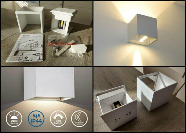 Lampada a LED con angolo diffusione regolabile