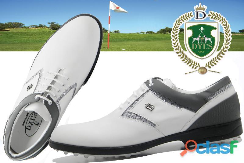 SAcarpe da golf made in Itali fate a mano