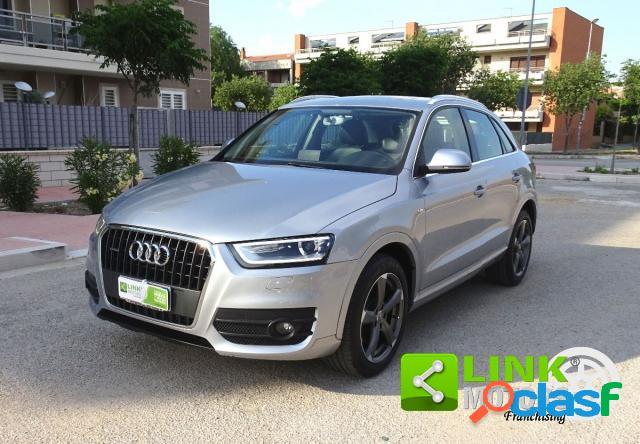 Audi q3 diesel in vendita a foggia (foggia)