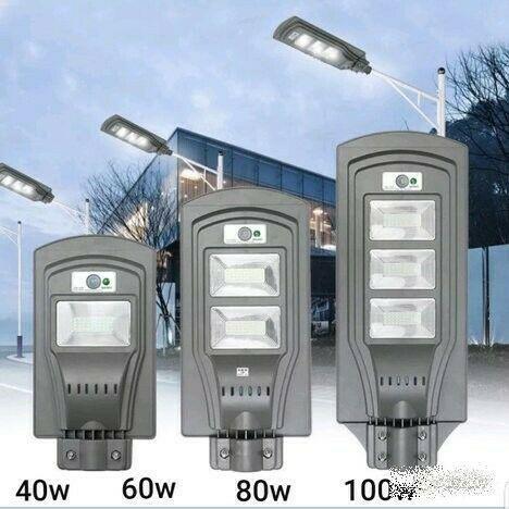 Lampione led 40-60-90-120watt per esterno ip68