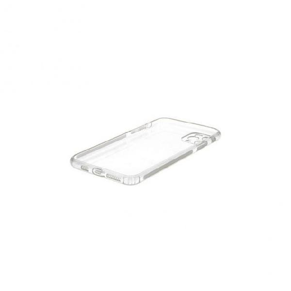 Custodia iphone 12 pro ksix flex tpu trasparente