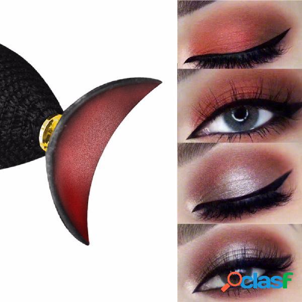 Magic eyeshadow stamp silicon eyeliner eye shadow makeup strumento multifunzione eye beauty tool