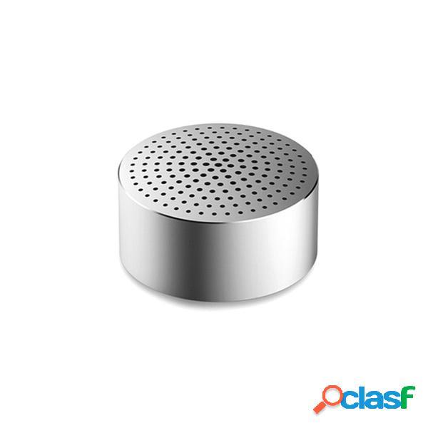 [it] mini speaker xiaomi bluetooth portatile wireless universale (argento)