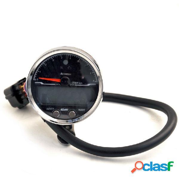 Strumento elettronico multifunzione acewell sport 4467 9k nero