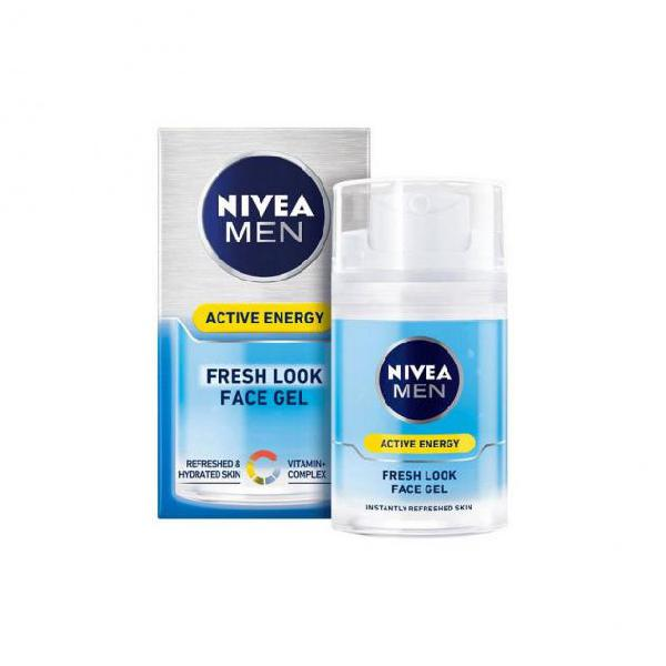 Crema viso nutritiva men skin active energy nivea (50 ml)