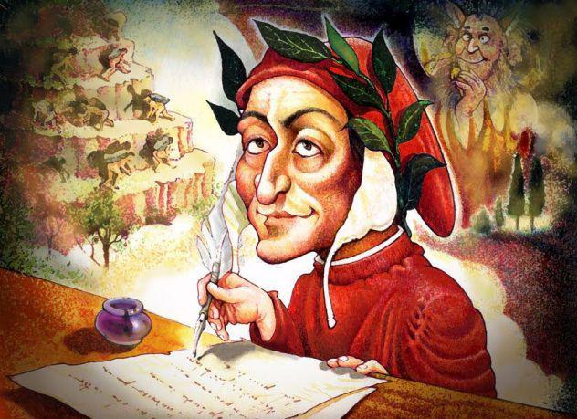 Lettura e analisi dei canti della divina commedia