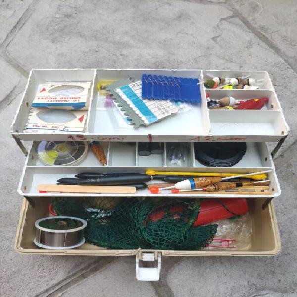 Valigetta attrezzatura da pesca