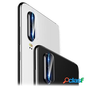 Mocolo ultra clear huawei p30 camera lens tempered glass - 2 pcs.