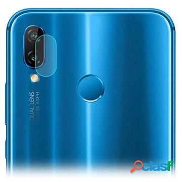Hat prince huawei p20 lite camera lens tempered glass protector