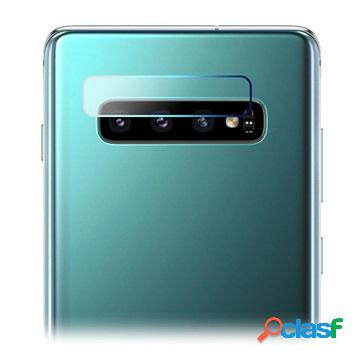 Mocolo ultra clear samsung galaxy s10+ camera lens tempered glass protector