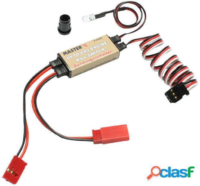 Master c5207 kill switch interruttore daccensione (l x l x a) 35 x 17 x 7 mm 1 pz.