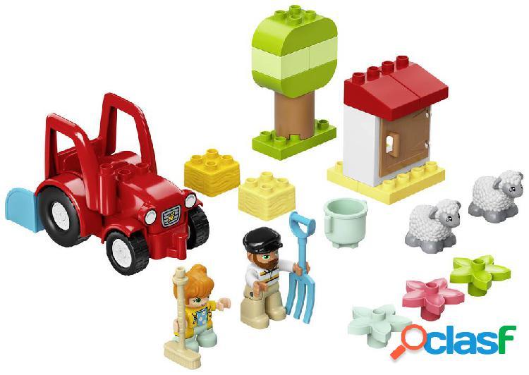 10950 lego® duplo® trattore e cura degli animali