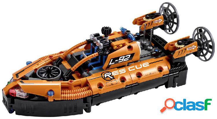 42120 lego® technic barca a cuscino daria per operazioni di salvataggio