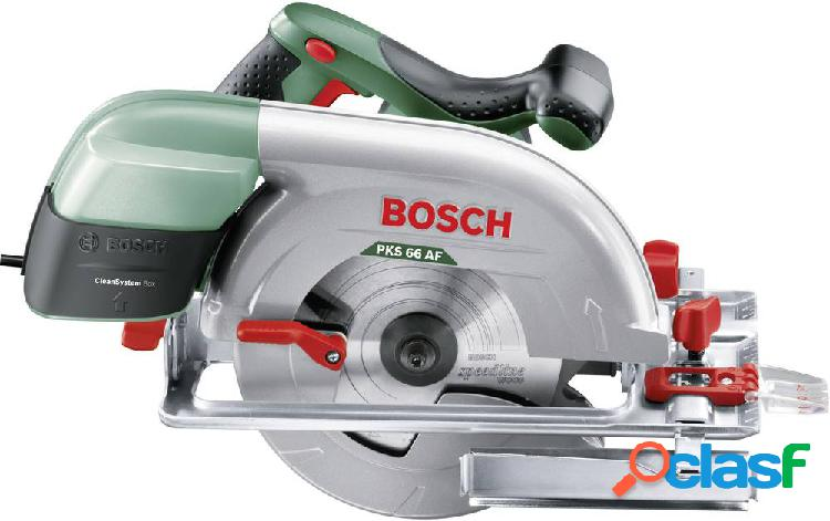 Bosch home and garden pks 66 af sega circolare 190 mm incl. accessori 1600 w