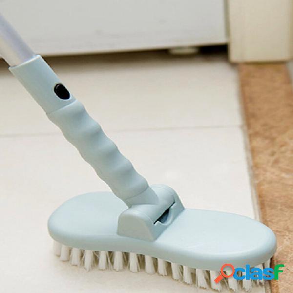 Manico lungo per bagno pennello setola dura pennello pavimento tet pennello vasca pennello piastrella pennello pulizia p