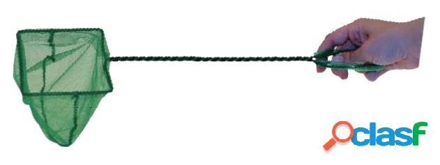 Croci retino cm 12x10 con manico lungo