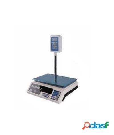 Bilancia elettronica digitale doppio display fino a 40 kg