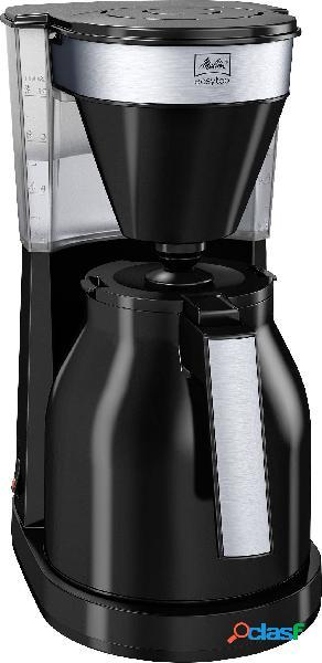 Melitta 1023-08 macchina per il caffè nero, acciaio inox capacità tazze=8 isolato