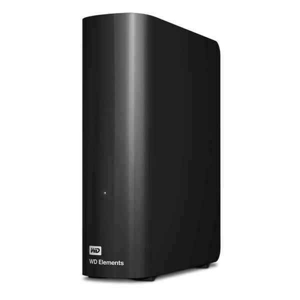 Hard disk esterno western digital 3.5