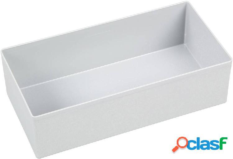 Allit inserto per valigetta porta minuteria (l x l x a) 108 x 216 x 63 mm 1 pz.
