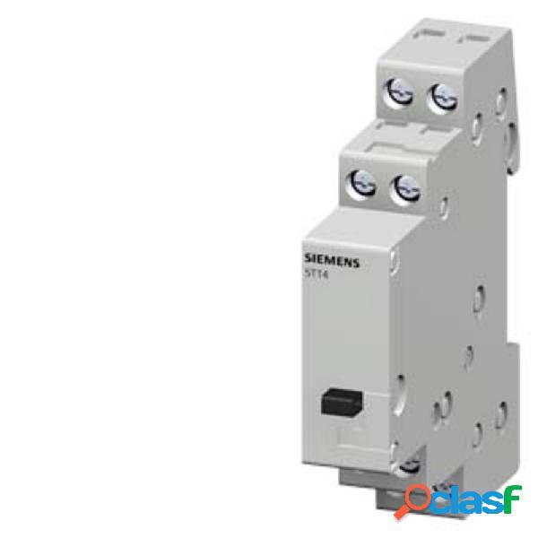 Interruttore remoto guida din siemens 5tt4101-0 1 na 250 v 16 a 1 pz.