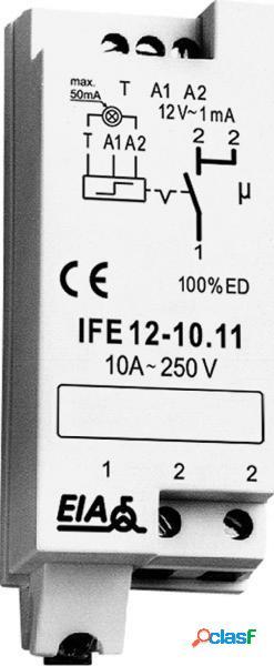 Interruttore remoto guida din eltako ife12-10.11 1 bistabile 230 v 10 a 2300 w 1 pz.