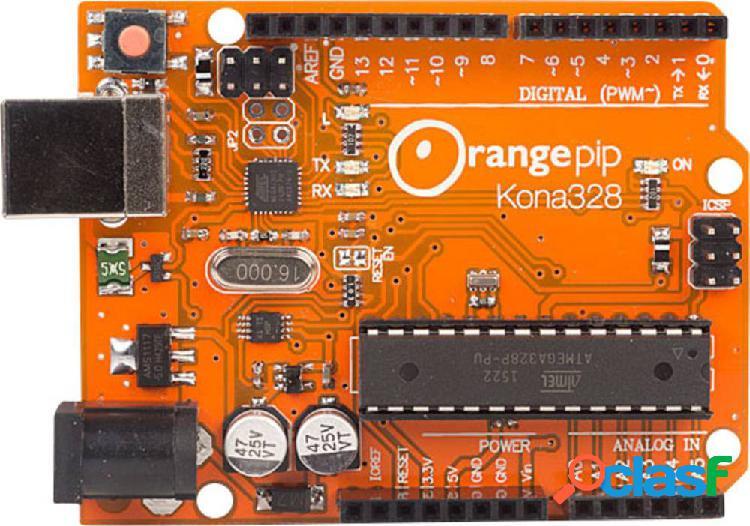 Orangepip scheda di sviluppo kona328 atmega328