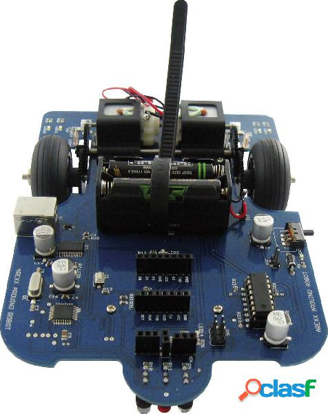 Robot in kit da montare arexx aar-04